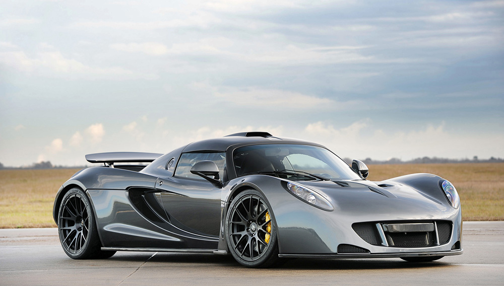 Most Expensive Car In The World >> The Hennessey Performance Venom GT Is the World's Fastest Car - Private Key MagazinePrivate Key ...